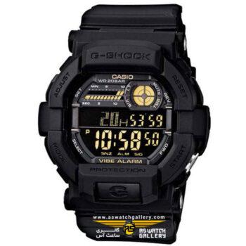 ساعت کاسیو مدل gd-350-1bdr