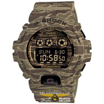 ساعت کاسیو مدل gd-x6900cm-5dr