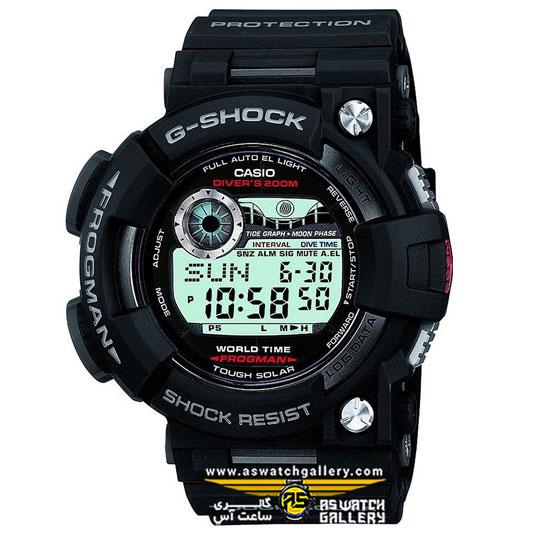 ساعت مچی کاسیو مدل gf-1000-1dr