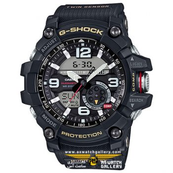 ساعت مچی کاسیو مدل gg-1000-1adr