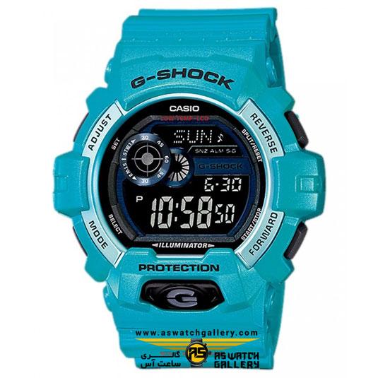 ساعت مچی کاسیو مدل gls-8900-2dr