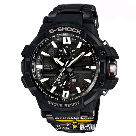 ساعت مچی کاسیو مدل gw-a1000d-1adr