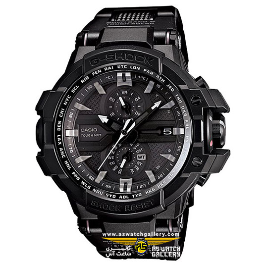 ساعت مچی کاسیو مدل gw-a1000fc-1adr