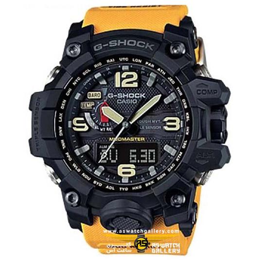 ساعت کاسیو مدل gwg-1000-1a9dr