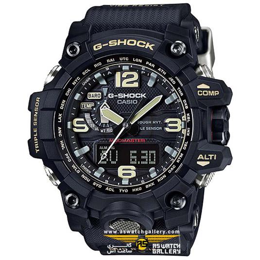 ساعت کاسیو مدل gwg-1000-1adr