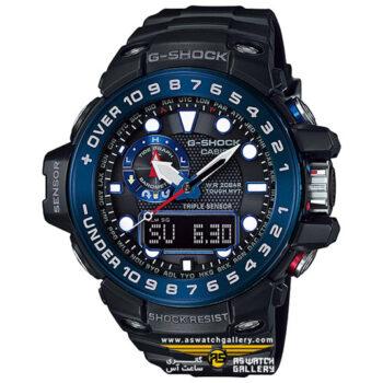 ساعت کاسیو مدل gwn-1000b-1bdr