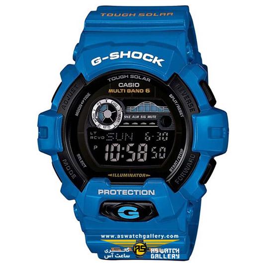 ساعت کاسیو مدل gwx-8900d-2dr