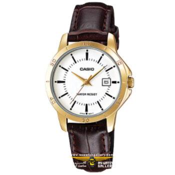 ساعت کاسیو مدل LTP-V004GL-7AUDF