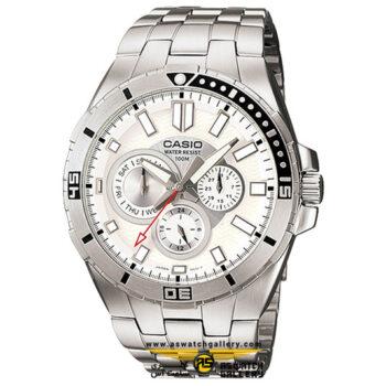 ساعت مچی مردانه casio مدل MTD-1060D-7AV