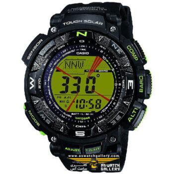 ساعت مچی کاسیو مدل PRG-240-1BDR