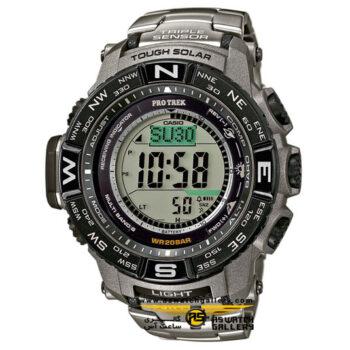 ساعت مچی کاسیو مدل PRW-3500T-7dR