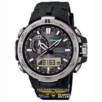 ساعت مچی کاسیو مدل PRW-6000-1dr