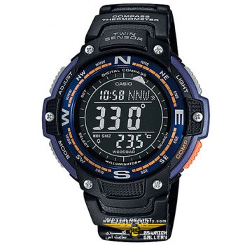 ساعت کاسیو مدل SGW-100-2BDR