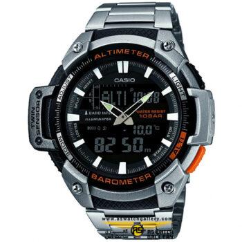 ساعت کاسیو مدل SGW-450HD-1BDR