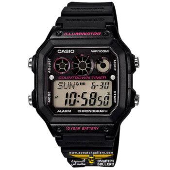 ساعت کاسیو مدل AE-1300WH-1A2VDF