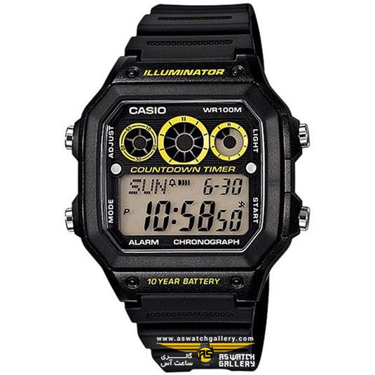 ساعت کاسیو مدل AE-1300WH-1AVDF