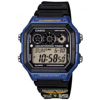ساعت کاسیو مدل ae-1300wh-2avdf