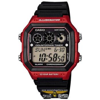 ساعت کاسیو مدل ae-1300wh-4avdf