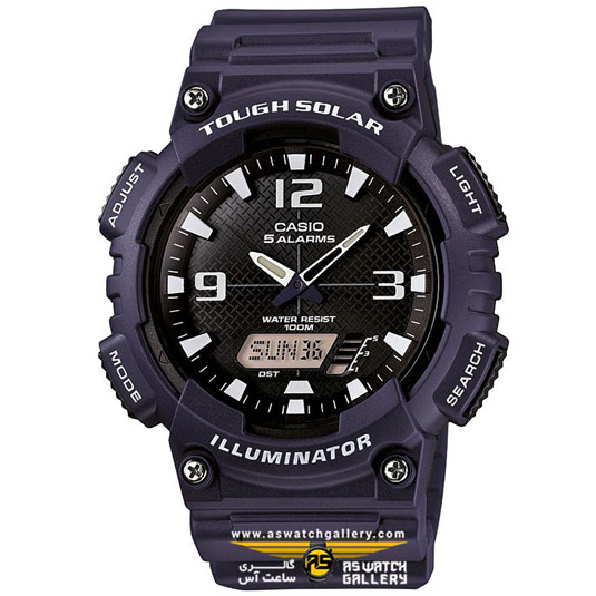 ساعت کاسیو مدل aq-s810w-2a2vdf