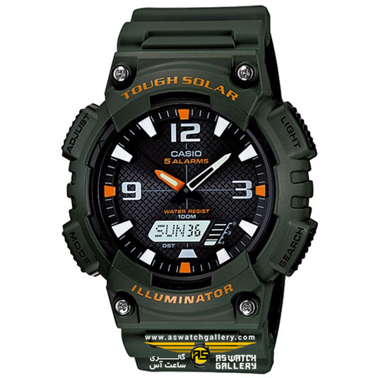 ساعت کاسیو مدل aq-s810w-3avdf