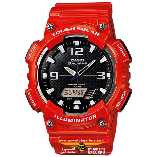 ساعت کاسیو مدل aq-s810wc-4avdf