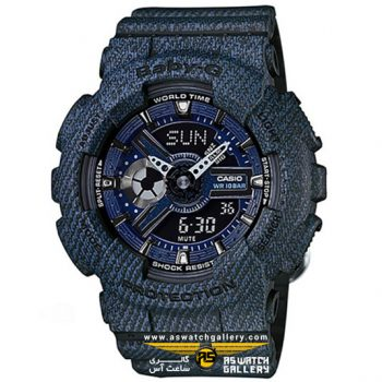 ساعت مچی کاسیو مدل ba-110dc-2a1dr