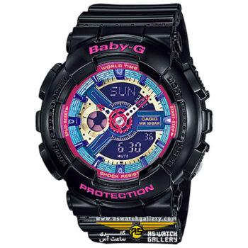 ساعت مچی کاسیو مدل ba-112-1adr