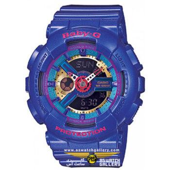 ساعت مچی کاسیو مدل ba-112-2adr