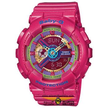 ساعت کاسیو مدل ba-112-4adr