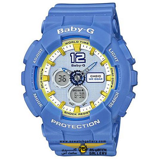 ساعت کاسیو مدل ba-120-2bdr