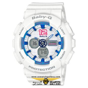 ساعت مچی کاسیو مدل ba-120-7bdr