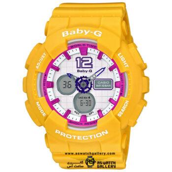 ساعت کاسیو مدل ba-120-9bdr
