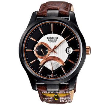 ساعت مچی کاسیو مدل bem-308bl-1avdf