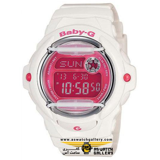 ساعت مچی کاسیو مدل bg-169r-7ddr