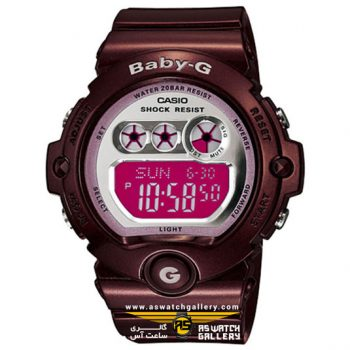 ساعت مچی کاسیو مدل bg-6900-4dr