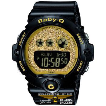 ساعت مچی کاسیو مدل bg-6900sg-1dr