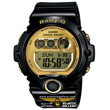 ساعت مچی کاسیو مدل bg-6901-1dr