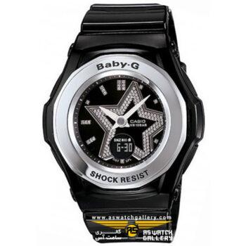ساعت مچی کاسیو مدل bga-103-1bdr