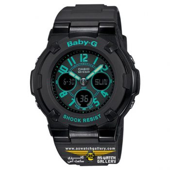 ساعت مچی کاسیو مدل bga-117-1b2dr