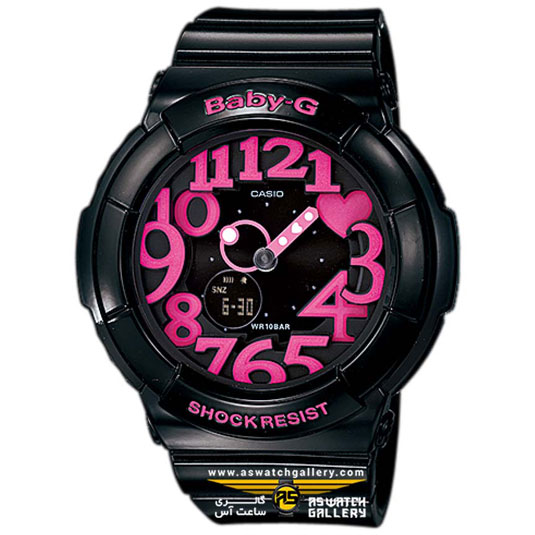 ساعت کاسیو مدل bga-130-1bdr