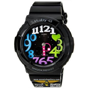 ساعت مچی کاسیو مدل bga-131-1b2dr