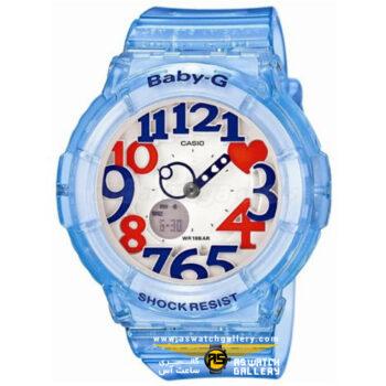 ساعت مچی کاسیو مدل bga-131-2bdr