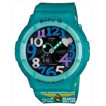 ساعت مچی کاسیو مدل bga-131-3bdr
