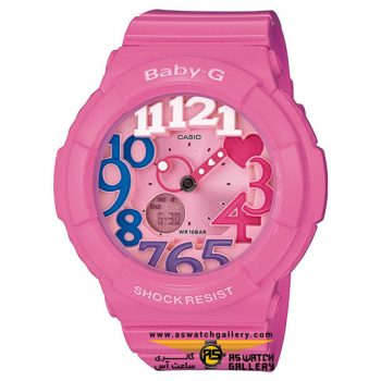 ساعت مچی کاسیو مدل bga-131-4b3dr