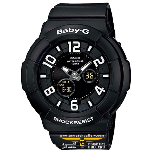 ساعت کاسیو مدل bga-132-1bdr