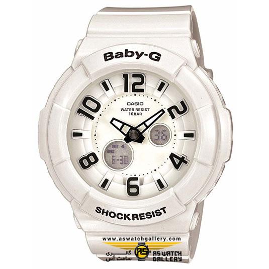 ساعت کاسیو مدل bga-132-7bdr