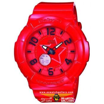 ساعت مچی کاسیو مدل bga-133-4bdr
