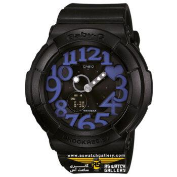 ساعت مچی کاسیو مدل bga-134-1bdr