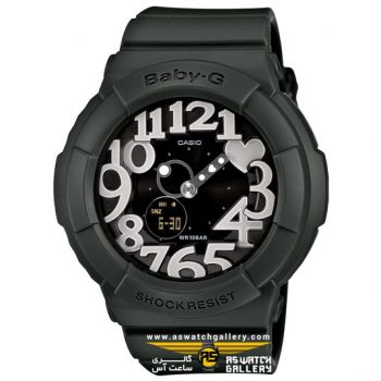 ساعت مچی کاسیو مدل bga-134-3bdr