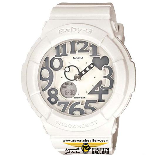 ساعت کاسیو مدل bga-134-7bdr